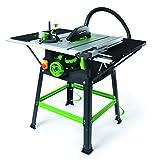 Evolution Power Tools Fury 5-S Tischkreissäge, 255Mm, 1500W