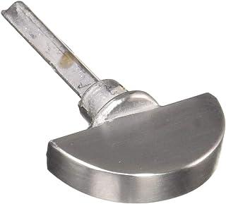 Baldwin 6720 Interior and Exterior Turn Knob for 6750, Satin Nickel