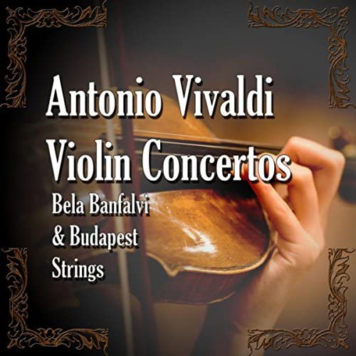 Béla Bánfalvi feat. Karoly Botvay & Budapest String Orchestra