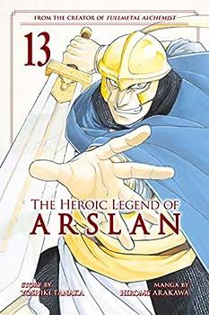 The Heroic Legend of Arslan Vol 13