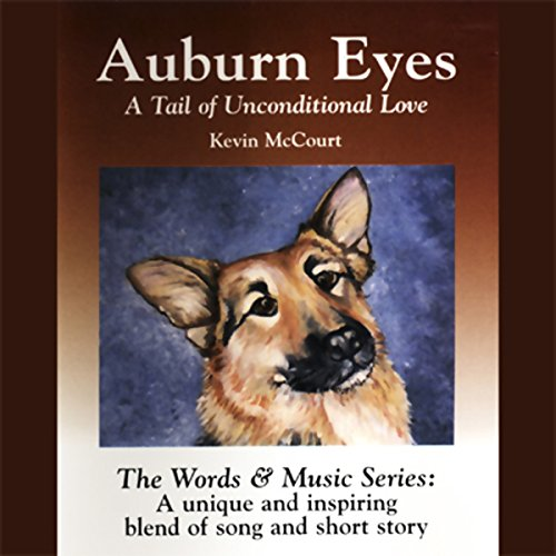 Auburn Eyes audiobook cover art