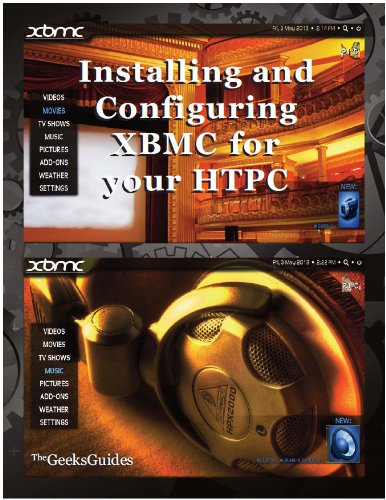 Configuring XBMC for Your HTPC (English Edition)