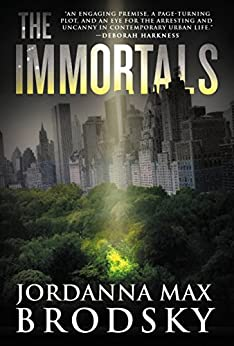 The Immortals (Olympus Bound Book 1) by [Jordanna Max Brodsky]