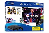 Console Pack Ps4 500 Go + Fifa 21 + Points Fut + Abonnement Ps+ 14...