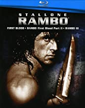 Rambo: Boxed Set (First Blood / Rambo: First Blood Part II / Rambo III )
