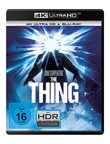Produktbild von John Carpenter's THE THING (4K Ultra HD) (+ Blu-ray 2D)