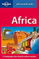 Lonely Planet  Africa Phrasebook (Lonely Planet Phrasebooks)