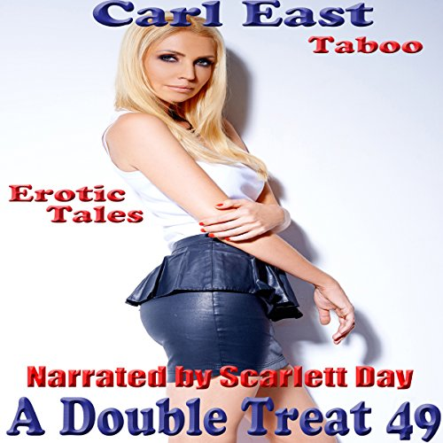 A Double Treat 49 audiobook cover art