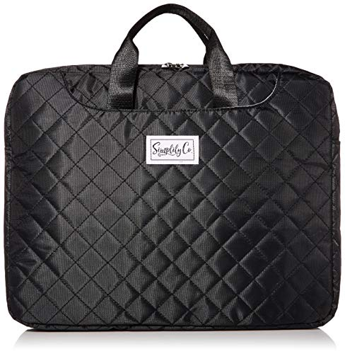 SIMPLILY CO. 15 Inch Laptop Sleeve Bag (Black)