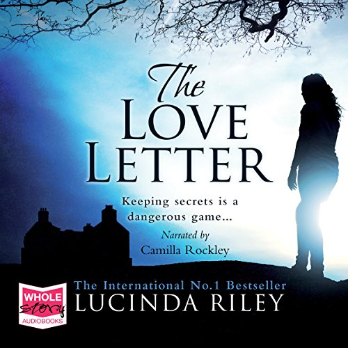 The Love Letter audiobook cover art