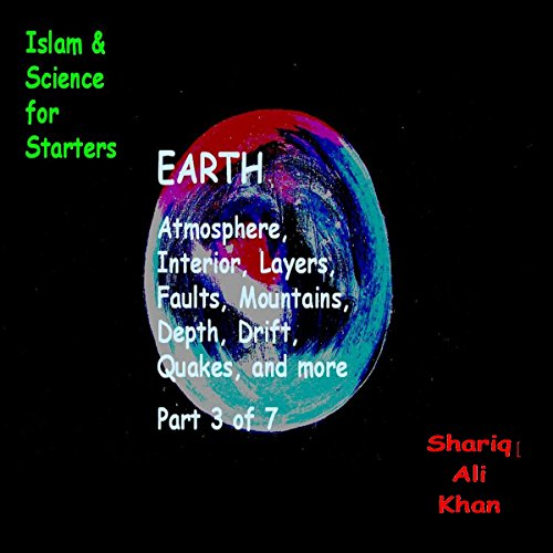 Islam and Science for Starters 3 audiobook cover art