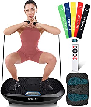 Fitpulse Triple Motor Vibration Plate Exercise Machine