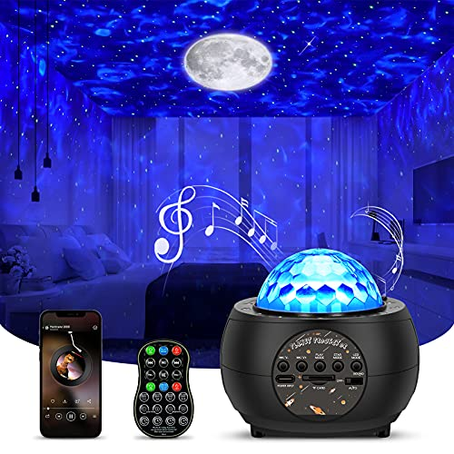 IMILLET Star Projector, 10 Planets Galaxy Projector 351 Lighting Effect...