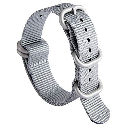 NATO Zulu Correa Reloj G10 Premium Nylon Balístico