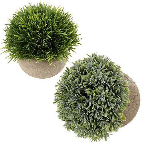 La Mejor Selección de Arbustos artificiales y topiarios los 5 más buscados. 2
