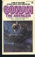 Conan the Avenger 0441116086 Book Cover