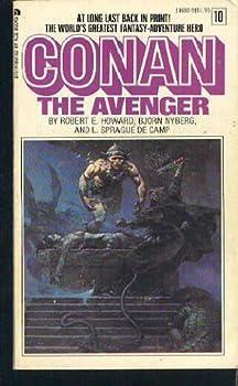 Conan the Avenger - Book #10 of the Conan - The Lancer/Ace Editions