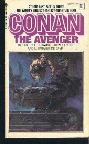 Conan the Avenger: Volume 10 (The Return of Con... 0441116809 Book Cover