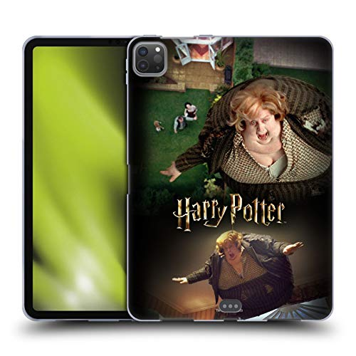 Head Case Designs Officially Licensed Harry Potter Blowing Up Aunt Marge Prisoner of Azkaban VI Soft Gel Case Compatible with Apple iPad Pro 11 (2020)