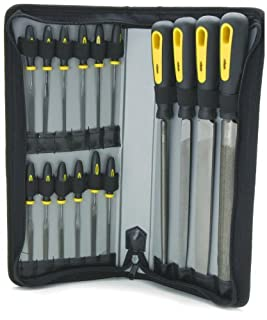 Rolson 24779 16pc File Set With Pouch (B000WDTHWC) | Amazon price tracker / tracking, Amazon price history charts, Amazon price watches, Amazon price drop alerts