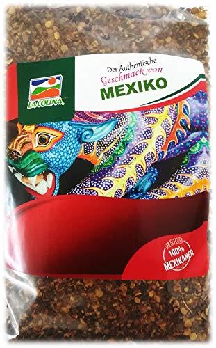 Chili Chipotle geschrotet 100g | Capsicum annum | Der authentische Geschmack Mexikos