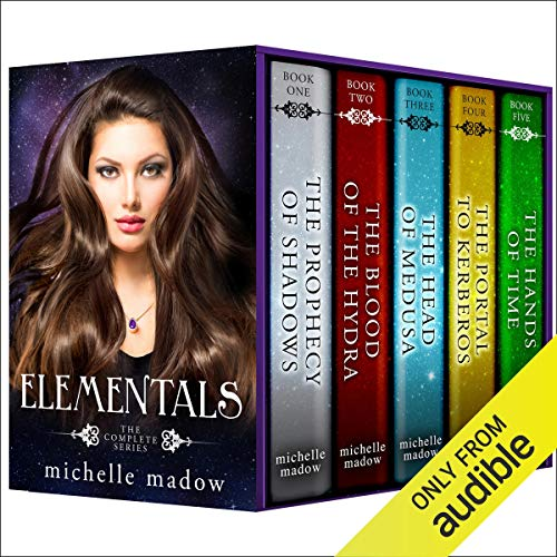 Elementals: The Complete Series audiobook cover art