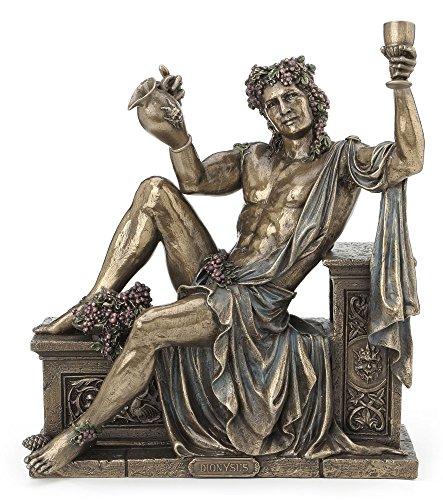 Dionysos–Griechisch, Gott, der Wein und Festtag Statue