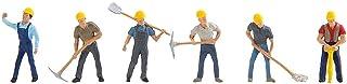 FALLER S-H0 0280 – stenbrytningsarbetare, tillbehör för modelljärnvägar, modellbygge