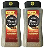 Taster's Choice Original Gourmet Instant Coffee 14 Oz, Pack of 2