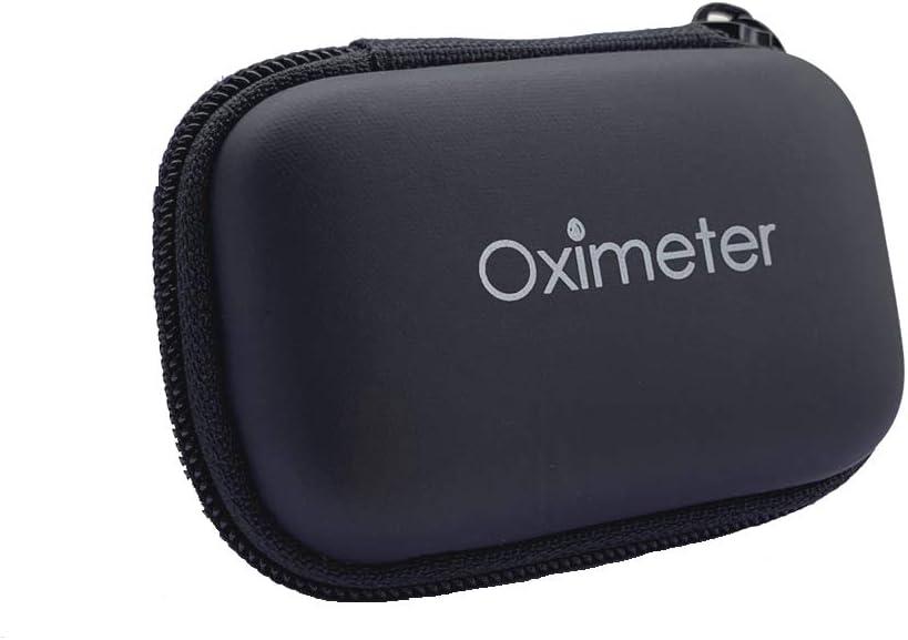 Pulse Oximeter Oakland Mall Case Fingertip Manufacturer OFFicial shop Ca