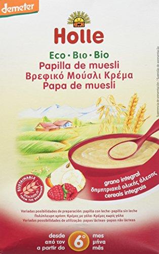 Holle Papilla de Muesli (+ 6 meses) - 250 gr
