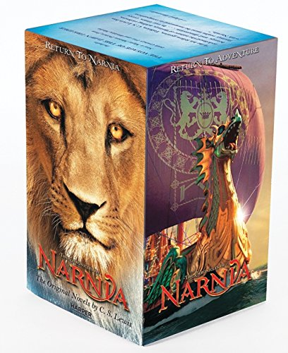 The Chronicles of Narnia Movie Tie-In Box Set: 7 Books in 1 Box Set: 1-7