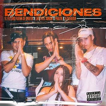 Bendiciones (feat. Azulhema)