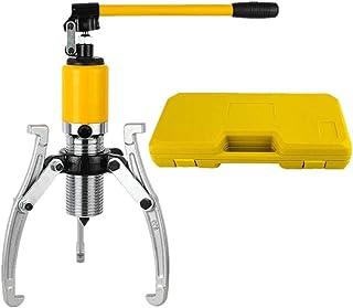 DOITOOL Removedor de engrenagens hidráulicas, separador de tração de rolamento de roda 3 mandíbulas, bomba 3 em 1, máquina...