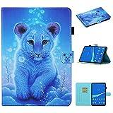 Acelive Funda para Lenovo Tab M10 FHD Plus 10.3 Pulgadas Tablet TB-X606F TB-X606X con Soporte Fnción y Auto Sueño/Estela