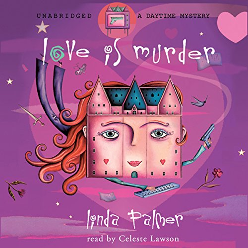 Love Is Murder audiobook cover art