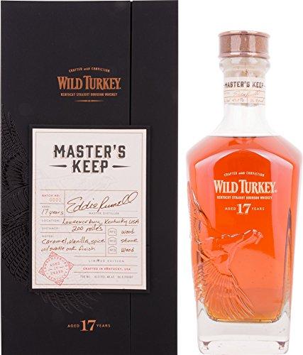 Wild Turkey Master's Keep 17 Years Old Kentucky Straight Bourbon Whiskey - 750 ml