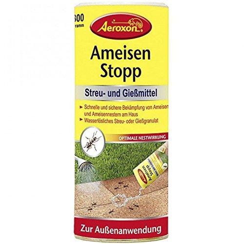Silva Ameisen-Stopp als Pulver 300g, Weiß, 18x13x4 cm