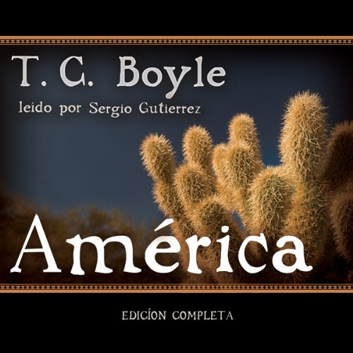 America (Texto Completo) audiobook cover art