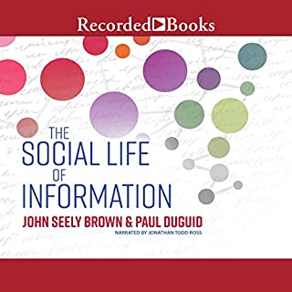 The Social Life of Information cover art