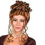 PARTY DISCOUNT® Perücke Marie-Louise mit barocker Steckfrisur