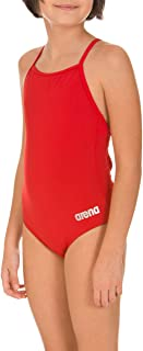 Arena Girl's Master MaxLife Sporty Thin Strap Racer Back One Piece