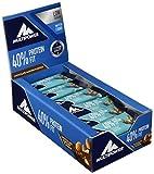 Multipower 40% Protein Fit – 24 x 35 g Eiweißriegel Box – Schoko Mandel – Fitnessriegel mit 40 % hochwertigem Milchprotein – 14 g Eiweiß pro Proteinriegel