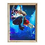 FANART369 The King's Speech Poster A3 Größe Filmposter