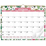 2022 Calendar - Wall Calendar from July 2021 - December 2022 with Julian Dates, 11.5' x 15', Two-Wire Binding, Ruled Blocks Perfect for Planning and Organizing for Home or Office