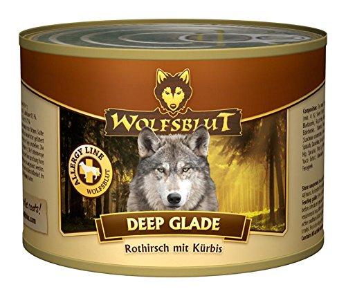 Wolfsblut Deep Glade 200gr- Lote de 6