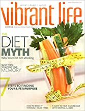 Vibrant Life - Magazine Subscription from MagazineLine (Save 34%)