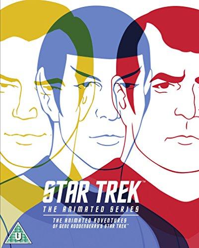 Star Trek The Animated Series (3 Blu-Ray) [Edizione: Regno Unito] [Edizione: Regno Unito]