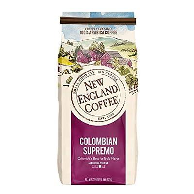 New England Coffee Medium Roast Ground Coffee