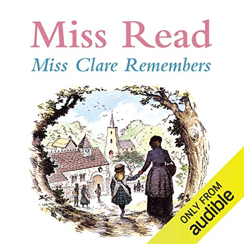 Miss Clare Remembers copertina